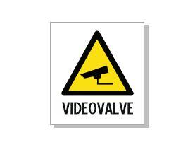 videovalve 10 x 10 cm