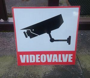 videovalve silt punane