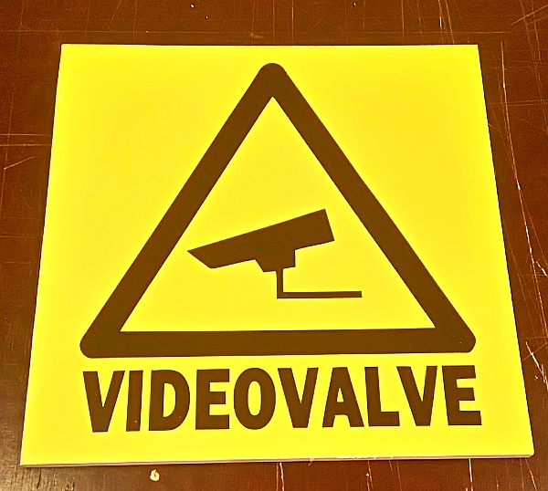 videovalve kollane