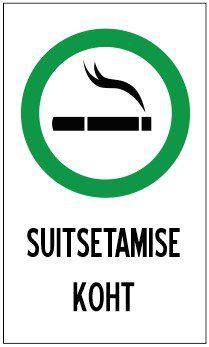 suitsetamise koht
