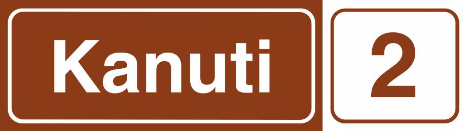 Tallinna vanalinna tänavasildi värvid - valgega tänava nimi pruunil taustal