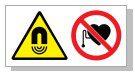 Magnetväli ja südamestimulaatoriga keelatud