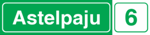 Saue majanumber tänavasilt