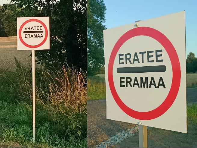 Eramaa - eratee 301