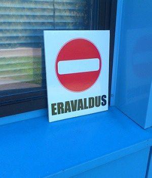 2 Eravaldus