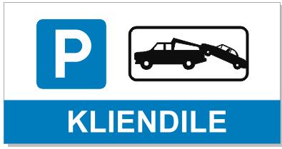 Parkimine kliendile