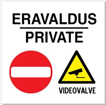 ERAVALDUS PRIVATE PROPERTY VIDEOVALVE