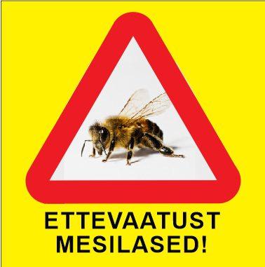 Ettevaatust mesilased